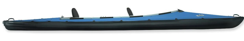 Kajak składany Neris Walure-2