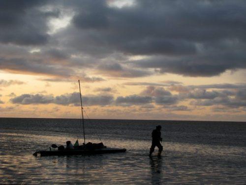 W 70 dni kajakiem przez Morze Barentsa