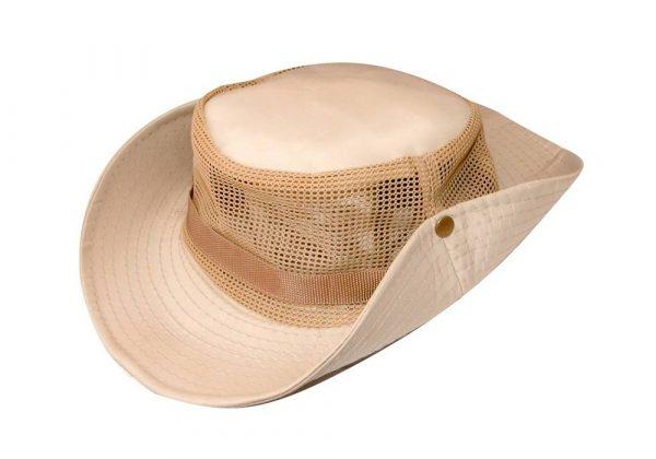 kapelusz boonie hat na kajak przewiewny