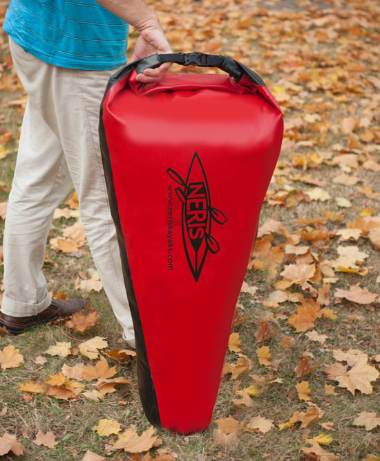 Torba wodoodporna V-kształtna 60l drybag